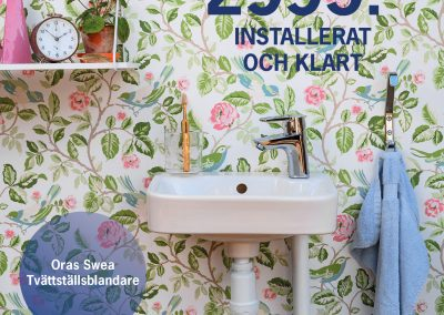 Oras_tvättställsblandare